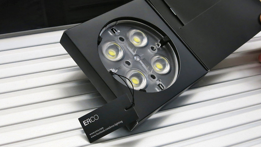 ERCO LED-Linse